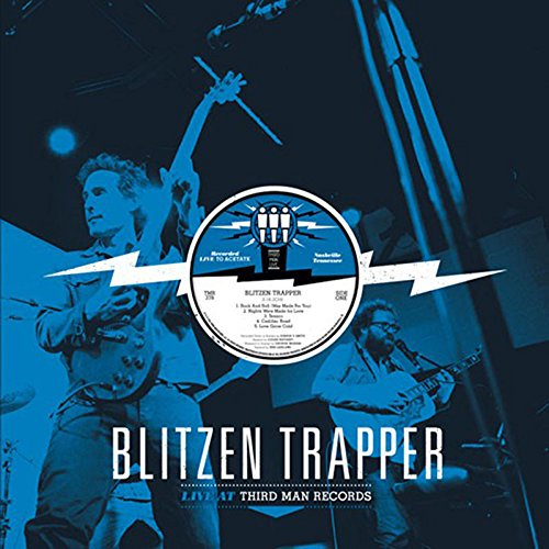 Live At Third Man Records [VINYL]