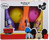 #10: Mesuca Disney Mickey Mouse Bowling Set, Multi Color