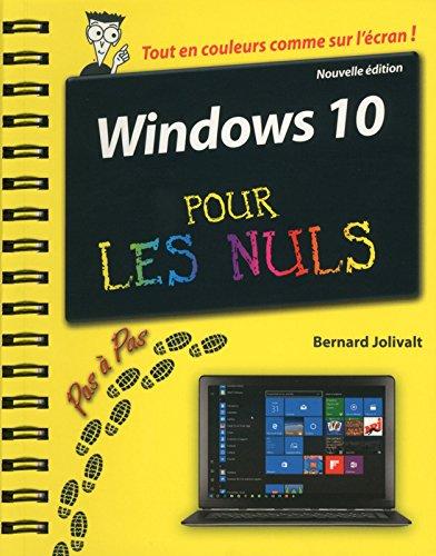 Windows 10 pas  pas pour les Nuls, 2e