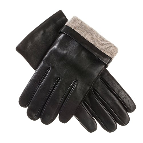 Lundorf - Gants -  Homme Noir - Noir
