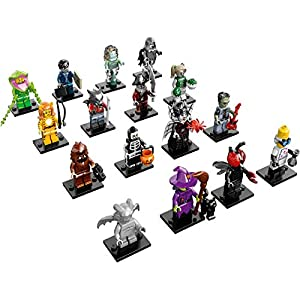 Lego Minifigures Series 14 Monsters - Raccolta di 16 cifre 4250941131394 LEGO