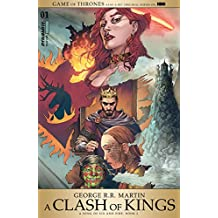 George R.R. Martin's A Clash Of Kings: The Comic Book #1