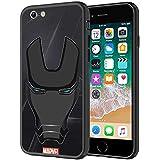 CellKraft Licensed Marvel Iron Man Hard Back Case Mobile Cover for Apple iPhone 8 & 7 (Multicolour)