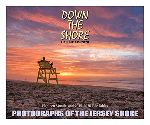 Down The Shore - New Jersey Shore Calendar 2020