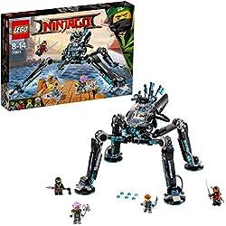 LEGO Ninjago - L'Hydro-Grimpeur - 70611 - Jeu de Construction
