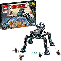 Lego Ninjago Idropattinatore,, 70611