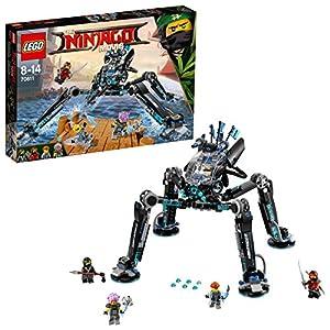 LEGO Ninjago 70611 Idropattinatore 0791732126587 LEGO