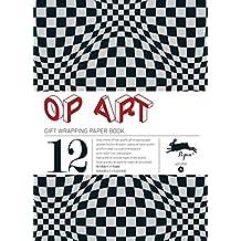 Op Art, Vol. 4 : Grandes feuilles de papier cadeau de haute qualité