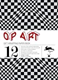 Op Art: Gift & Creative Paper Book Vol. 04 (Gift Wrapping Paper Book)