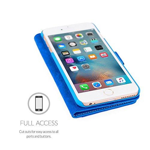 Coque iPhone 6s Plus, Snugg