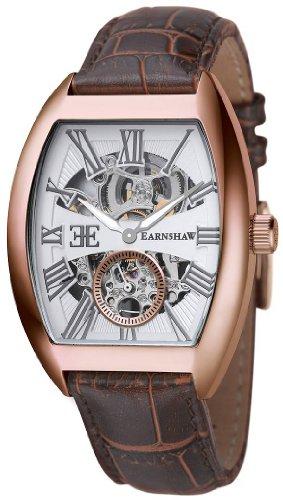 Bianco / Dark Brown / Rose Gold L' Holborn orologi di Thomas Earnshaw