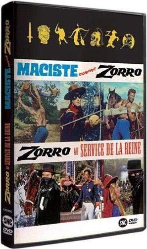 Maciste Contre Zorro/Zorro Au Service De La Reine [Edizione: Francia]