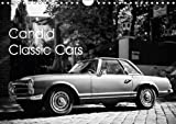 Candid Classic Cars (Wall Calendar 2018 DIN A4 Landscape): Classic automobiles shot in black& white (Monthly calendar, 14 pages ) (Calvendo Technology) [Kalender] [Apr 01, 2017] Cale, Rob