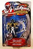 Power Rangers Operation Overdrive: Gyro FORCE Black Ranger
