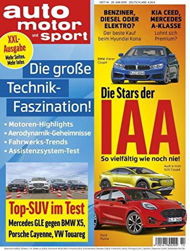 auto motor und sport (Auto-motoren)
