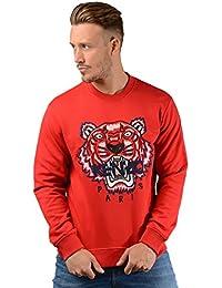 Kenzo Femme F862SW7054XA95 Gris Coton Sweatshirt · EUR 230,00 EUR 270,00.  Kenzo Hommes f865sw001 Tigre Pull en Rouge e25f2ba34d4