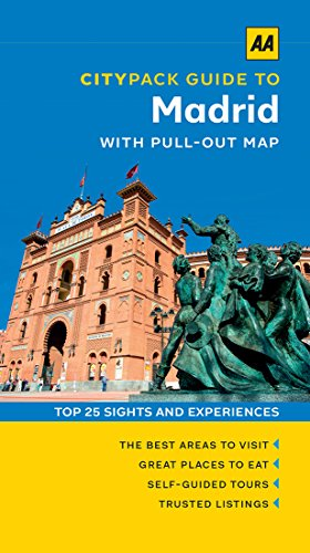 Madrid (AA CityPack Guides) por AA Publishing