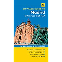 AA Citypack Madrid (Travel Guide) (AA CityPack Guides)