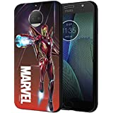 CellKraft 101233 Licensed Marvel Iron Man Hard Back Case Mobile Cover for Redmi Y2 (Multicolor)
