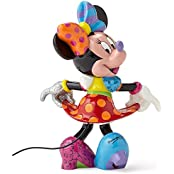 Enesco 4050480 Disney By Romero Britto Minnie Mouse Figur