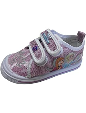 Disney Canvas Low Pizzo, Sneaker Bambina