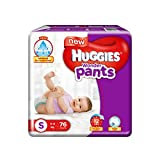 #10: Huggies Wonder Pants Small Size Diapers (76 Count)