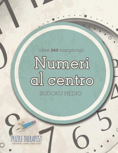 Numeri al centro   Sudoku medio (oltre 340 rompicapi)