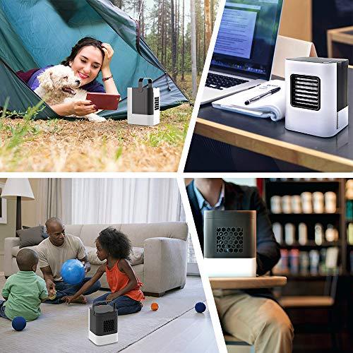 USB Luftkühler Mobil Anbber Air Cooler Bild 5*
