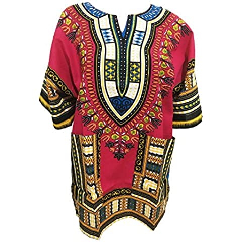 ACon -  T-shirt - (Mens Dashiki)