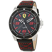 Ferrari XX Kers Men's Black Dial Fabric Band Watch - 830483