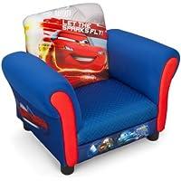 Delta Children's Products Disney Cars Armlehne Stuhl mit Holz Innenteil Einzelsofa Kindersofa Sitzplatz Sessel preisvergleich bei kinderzimmerdekopreise.eu