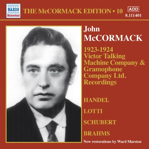 The McCormack Edition: 10