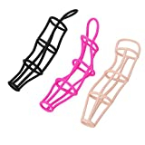 Kofun Silikon-Penis-Ring, zum der Verzögerungen zu passen erhöht Penisring-Geschlechts-Spielzeug-Produkte für Mann-Silikon-weiche Abdeckungs-gesetzte (Varicolored) 1 Stück-Farbe nach dem Zufall