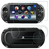 Best Ps Vita Accessories - Screen Protectors for Sony PlayStation Vita 2000 Review