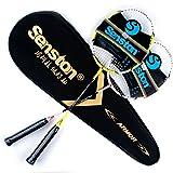 Senston Carbon Badminton Set