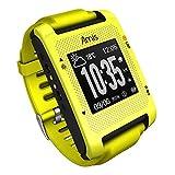 Bryton Amis S430E - Reloj con GPS para running, color amarillo