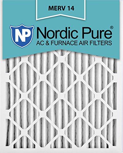 x 2m14–3Bundfaltenhose AC Ofen Air Filter, Box von 3 (14 X 18 Ofen-filter)