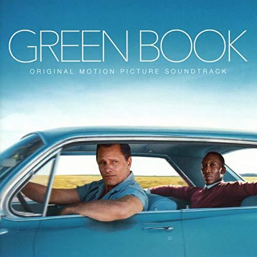 Green Book Green Music Box