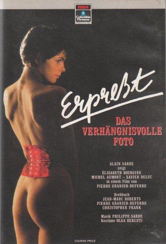 Bild von Erpresst - Das verhängnisvolle Foto [VHS]