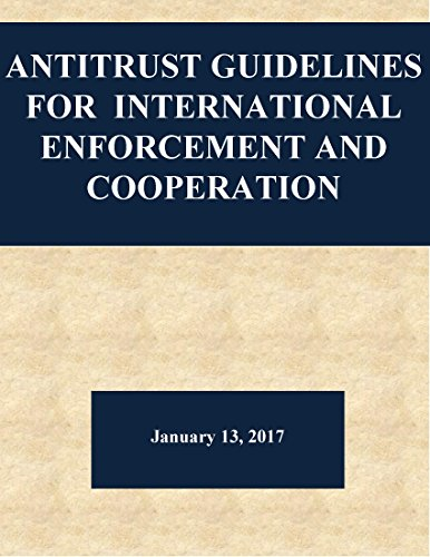 antitrust-guidelines-for-international-enforcement-and-cooperation-english-edition