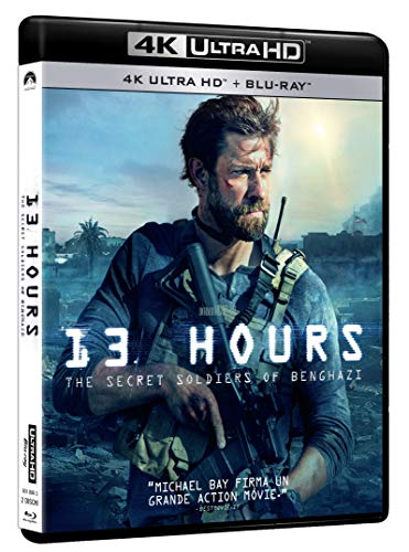 13 Hours: The Secrect Soldier Of Benghazi (4K+Br)