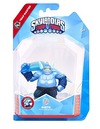 Figurine Skylanders : Trap Team - Gusto