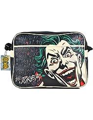 Retro Bag Batman El Joker Fan Oficial de Cine Mercancía Satchel