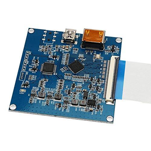 Preisvergleich Produktbild 3D-Druck Lichthärtung 5, 5 Zoll LS055R1SX04 1440X2560 VR Display + HDMI zu MIPI-Treiberplatine