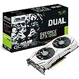 Asus DUAL-GTX1060-O3G Carte Graphique Nvidia GeForce GTX 1060