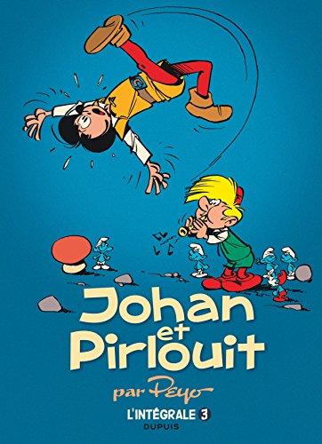 Johan et Pirlouit - L'Intgrale - tome 3 - Johan et Pirlouit intgrale 3 rdition