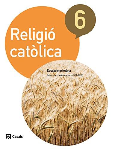 Religió Catòlica 6 Primària (2015) - 9788421857489