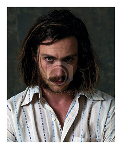 worldphotographs Nocturnal Animals (2016) Aaron Taylor-Johnson 10x8 Photo
