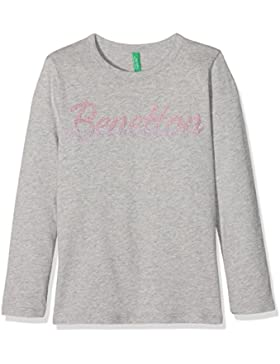 United Colors of Benetton Mädchen T-Shirt Long Sleeve