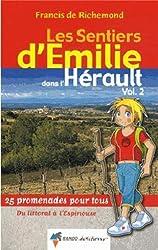 EMILIE DANS L'HERAULT VOL.2, DU LITTORAL A L'ESPINOUSE
